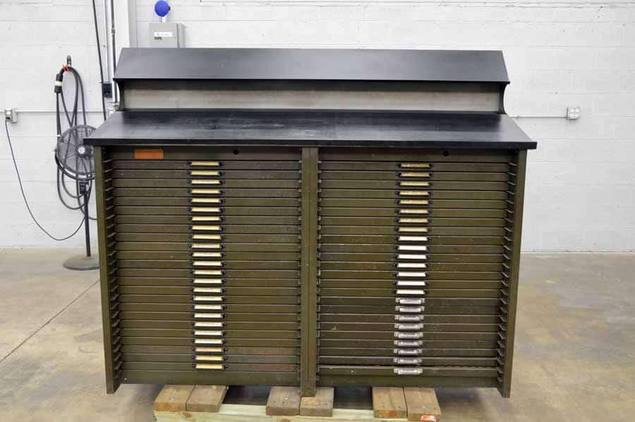 Hamilton Type Cabinet - 061517115025 | Boggs Equipment