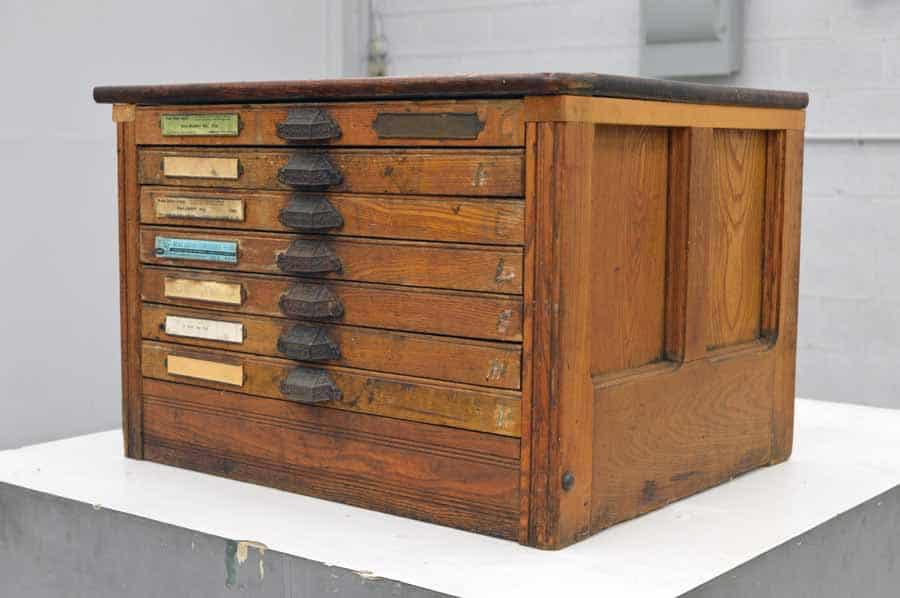 Hamilton Type Cabinet - 061217085408 | Boggs Equipment