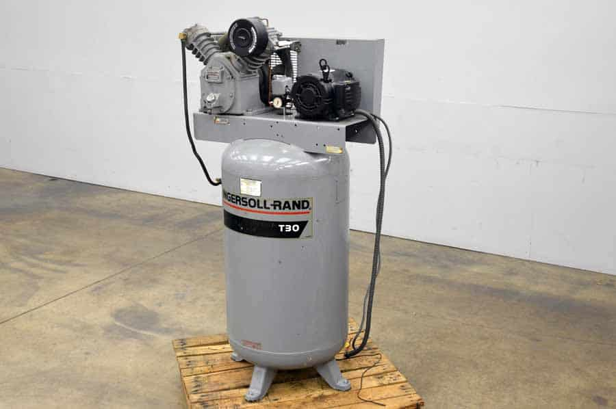 Ingersoll Rand T30 Air Compressor Boggs Equipment