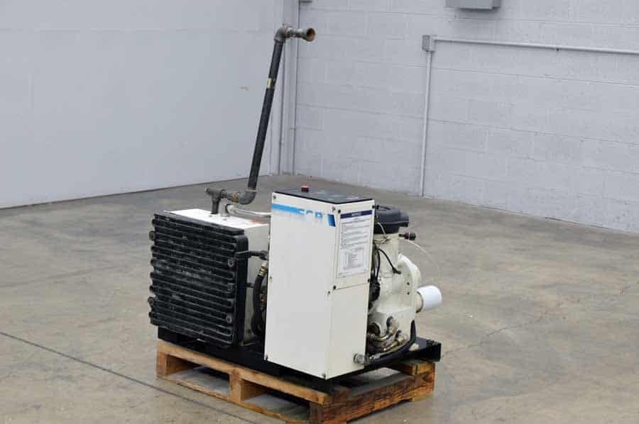 Ingersoll Rand D28H-SP Air Compressor