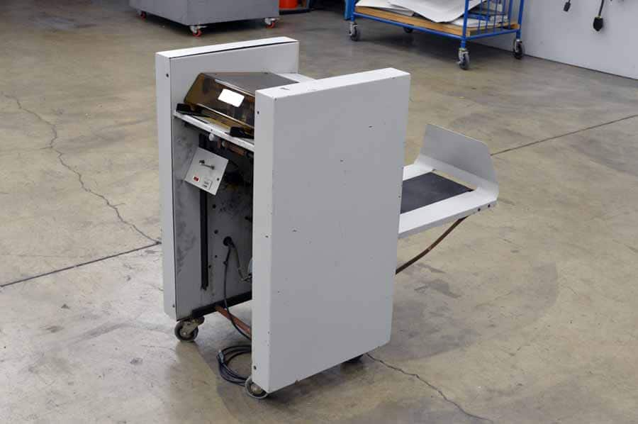 Mbm Sprint 5000 Commercial Booklet Maker Boggs Equipment
