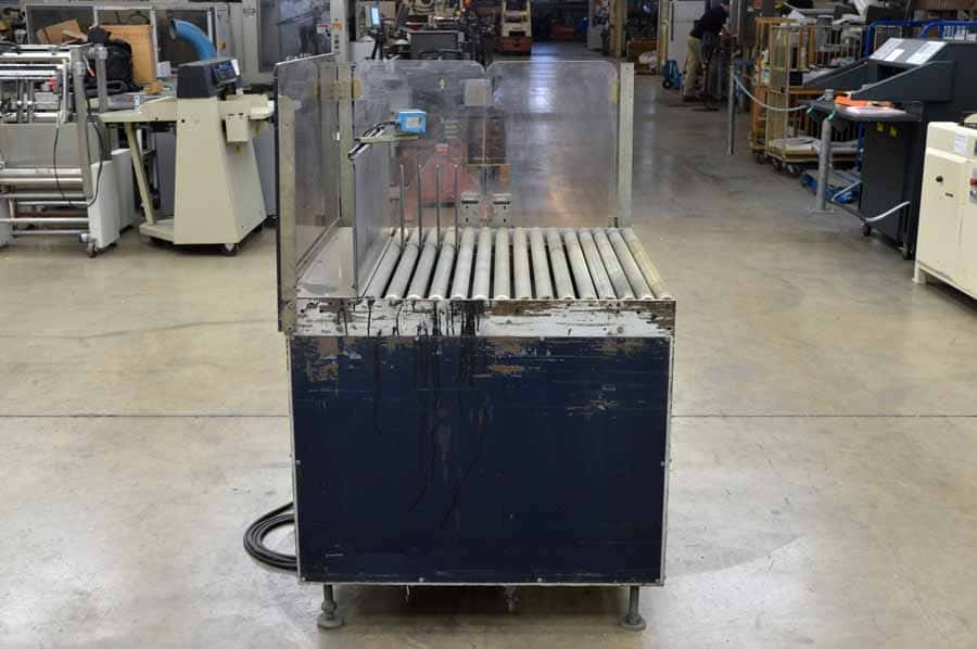 Mosca Ep Right Angle Transfer Device Boggs Equipment