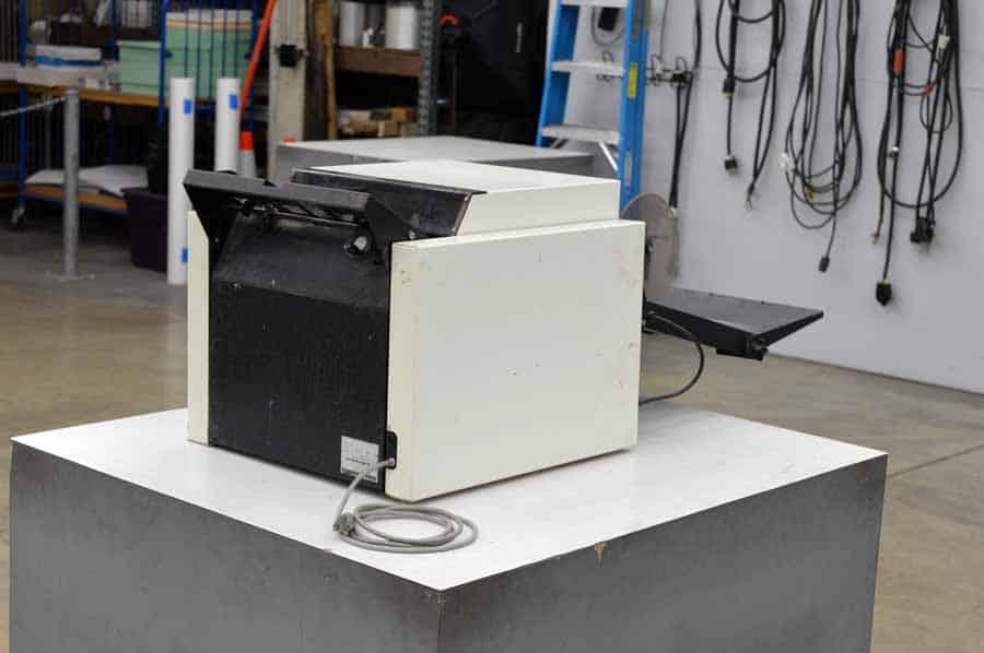 Multigraphics Bookletmaster (BM60) Bookletmaker
