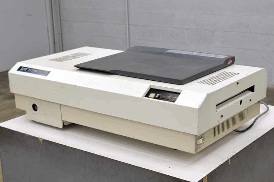 Multigraphics MULTI 25 TPM Plate Maker