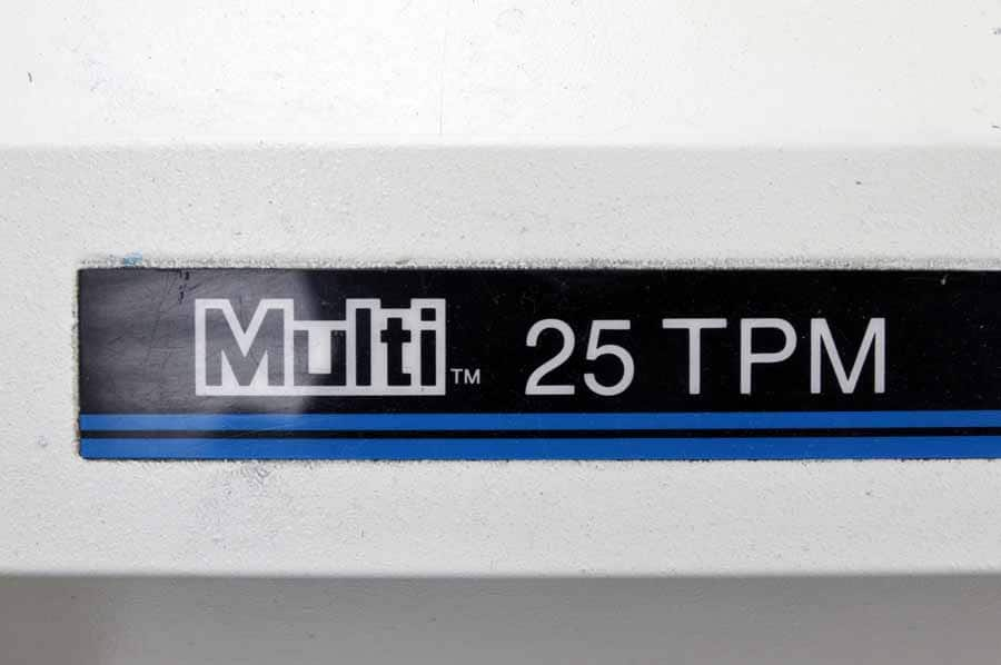 Multigraphics MULTI 25 TPM Plate Maker