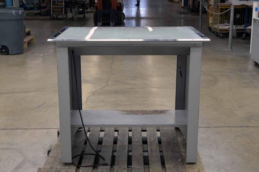 Nuarc Light Table