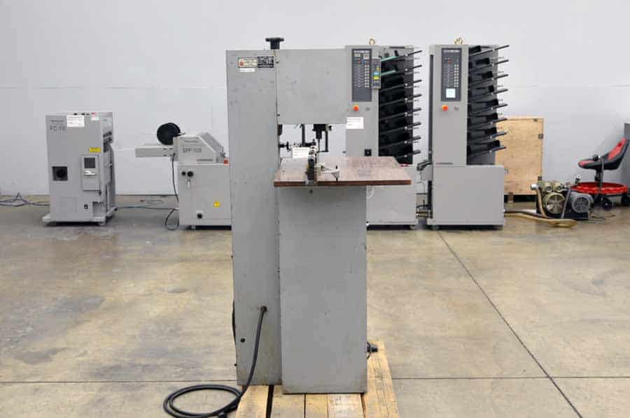 Ottawa H1000 Single Head Paper Drill