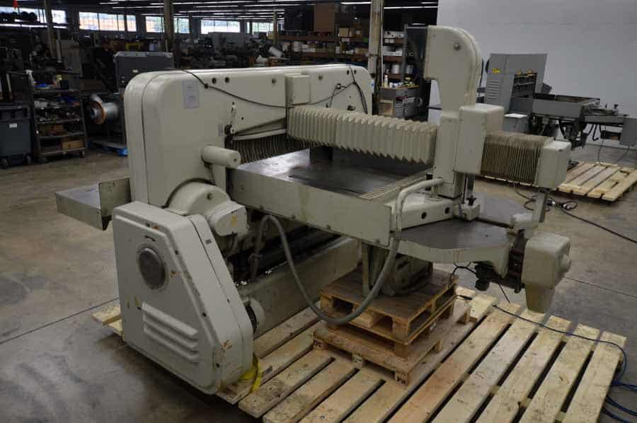 polar mohr 115 ce paper cutter with microcut plus boggs equipment Polar RS300X Polar 115 Cutter Manual