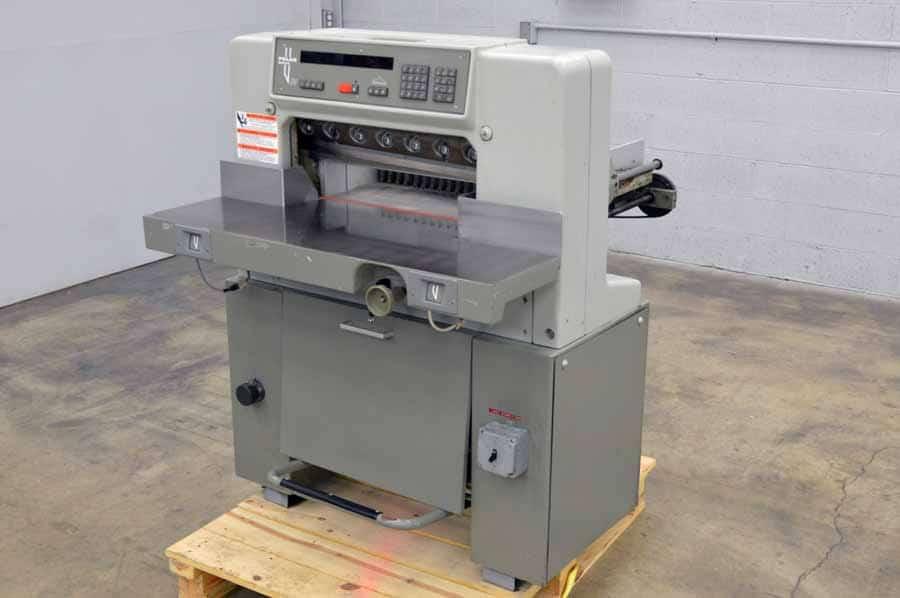 Polar Mohr EM 55 Hydraulic Paper Cutter
