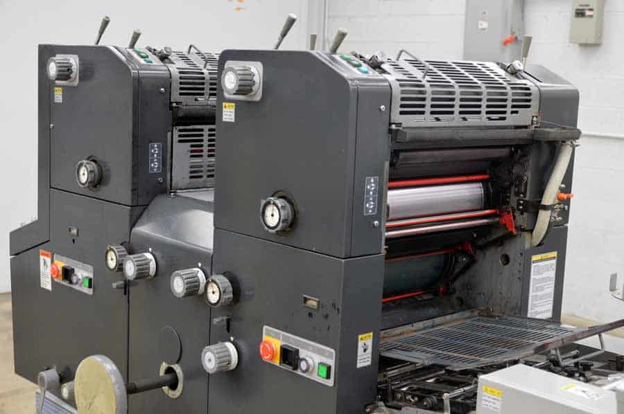 Press operators with the parts, service and manuals for less