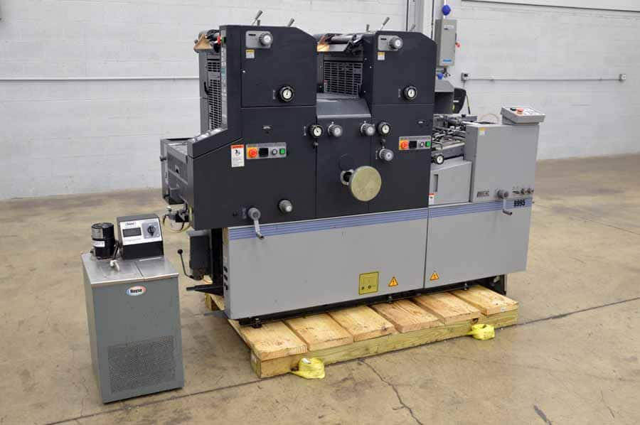 Ab dick series 9995 offset presses for sale