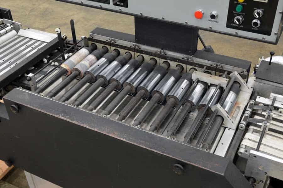 machine tab
