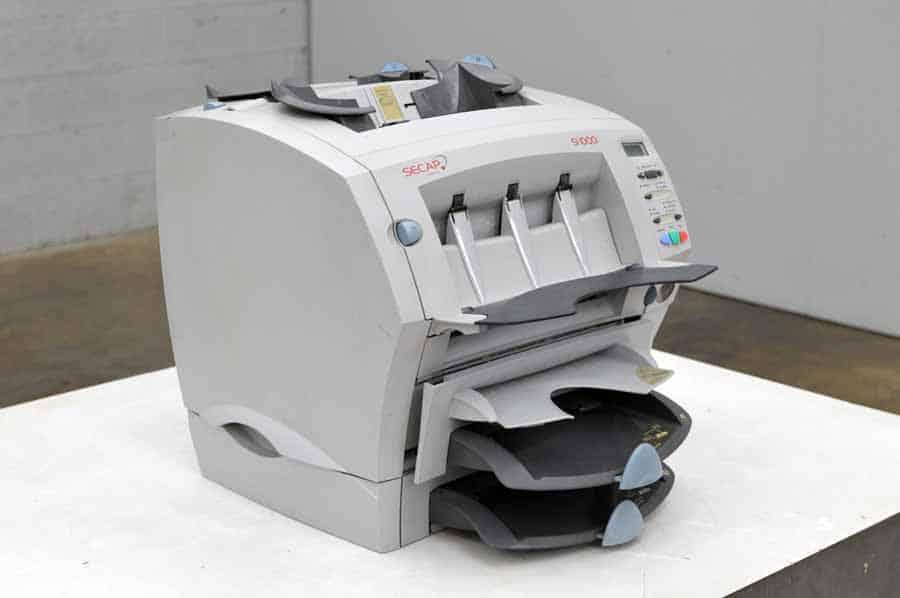 Secap SI1000 Series Folder Inserter