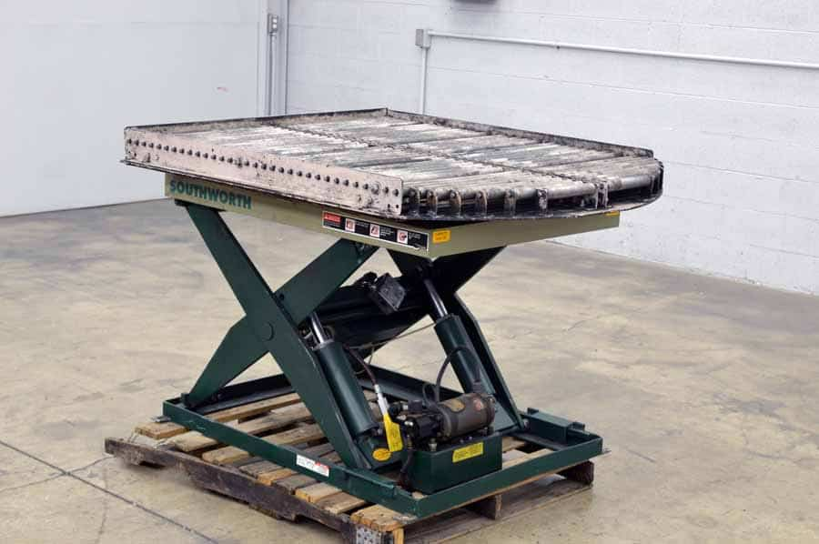 Southworth LS4‑36W LS Series Backsaver Lift Table
