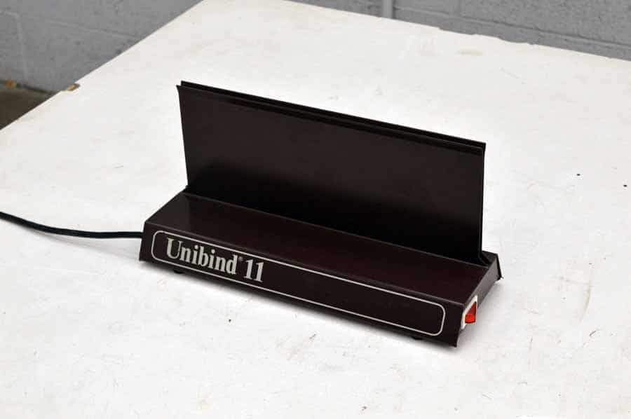 Unibind 11 Book Binding Machine