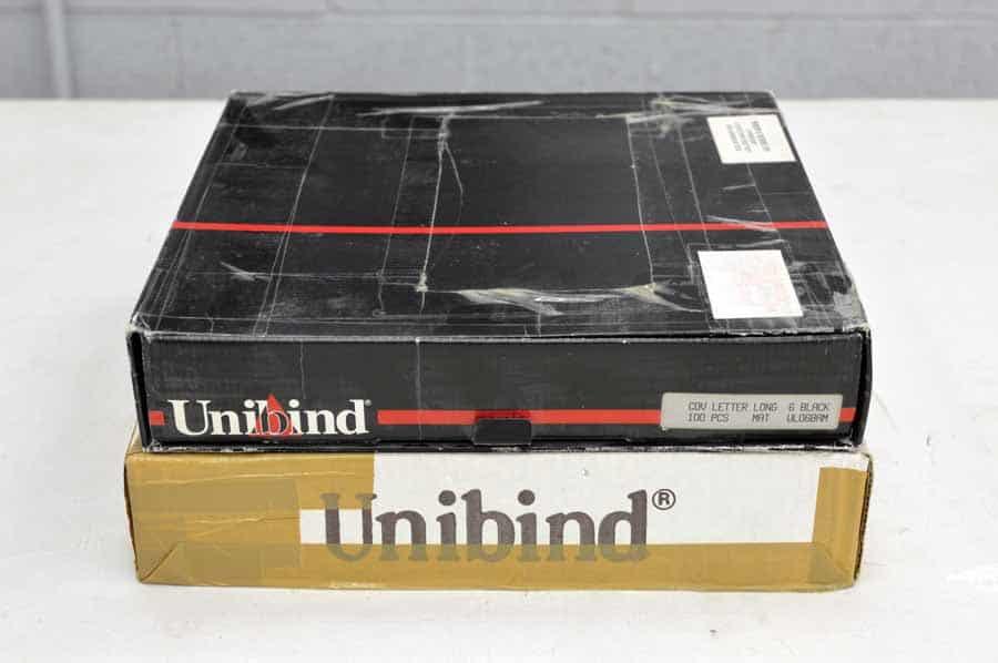 Unibind 11 Book Binding Machine