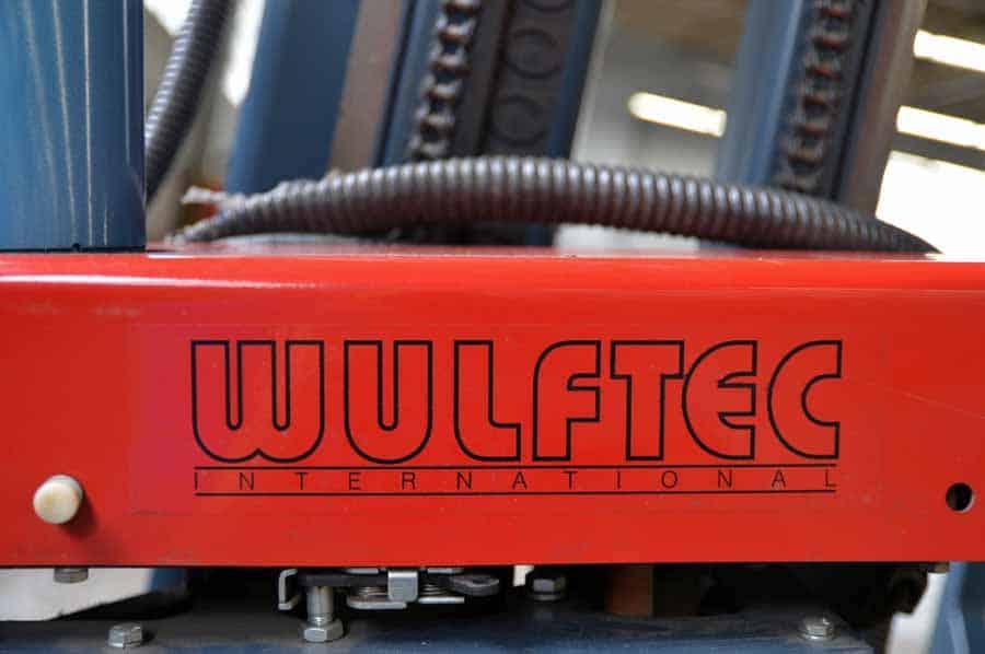 Wulftec WRT-150 Semi-Automatic Rotary Arm Stretch Wrapper