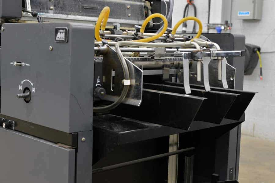 AM Multigraphics 4620K Offset Printing Press