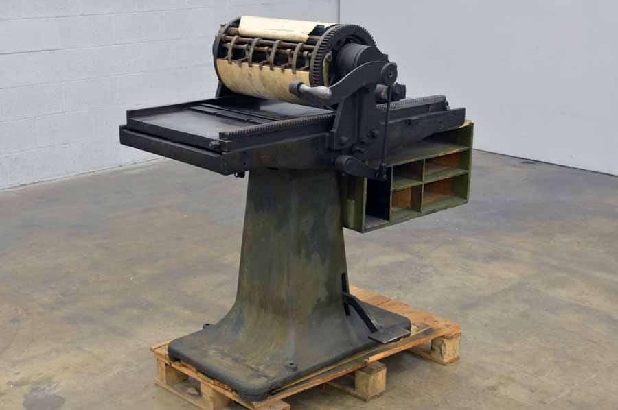 Antique Proof Press