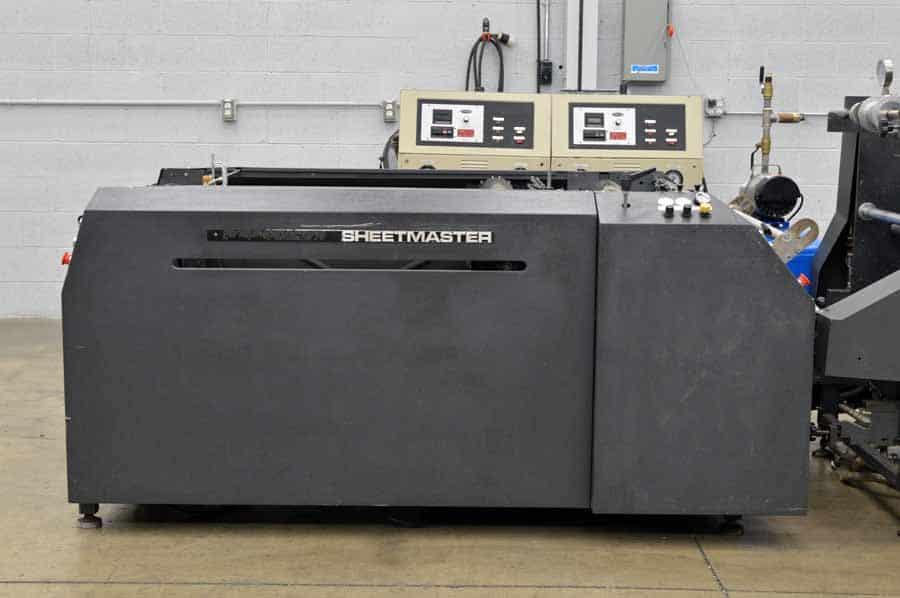 Autobond Sheetmaster SD76TP Laminator