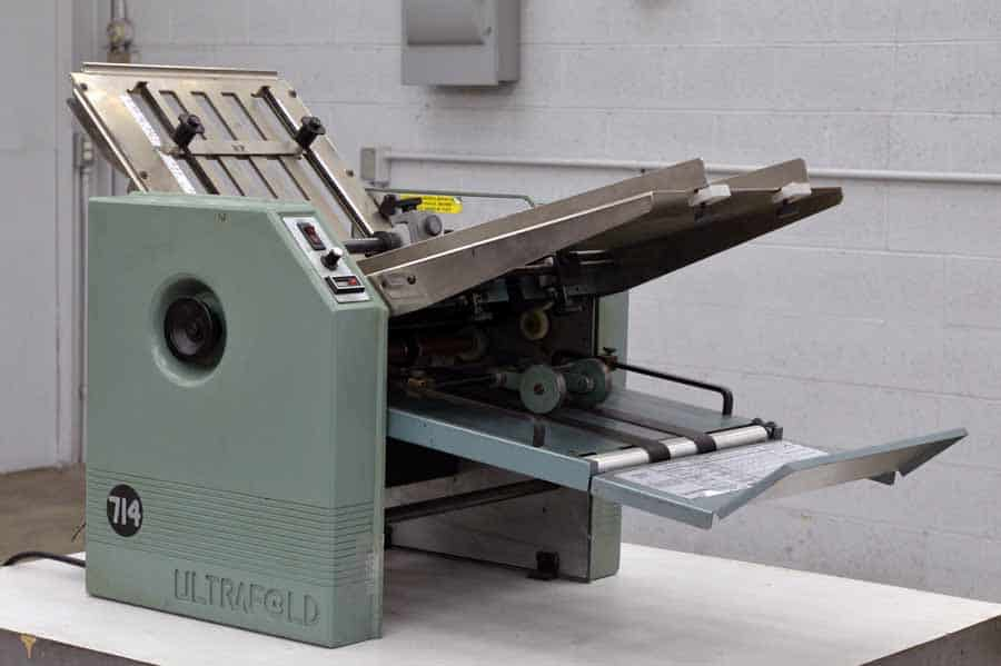 Buam 714 Ultrafold Paper Folder