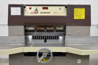 "Challenge Diamond 193 - 19.3"" Paper Cutter with Digital Readout"