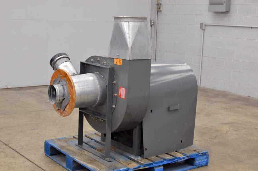 "Dayton 19 1/8"" Diameter Wheel Industrial Blower"