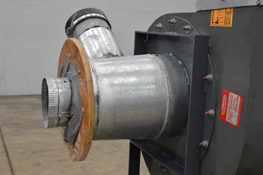 Dayton 19 1 8 Quot Diameter Wheel Industrial Blower Boggs