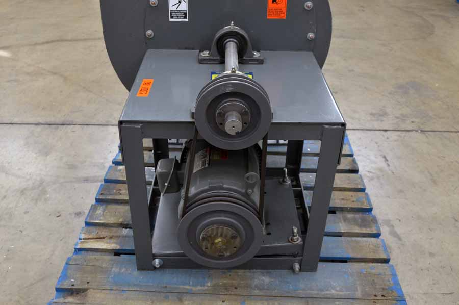 "Dayton 19 1/8"" Diameter Wheel Industrial Blower"