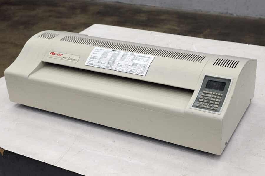GBC 4500 Pro Series Laminator