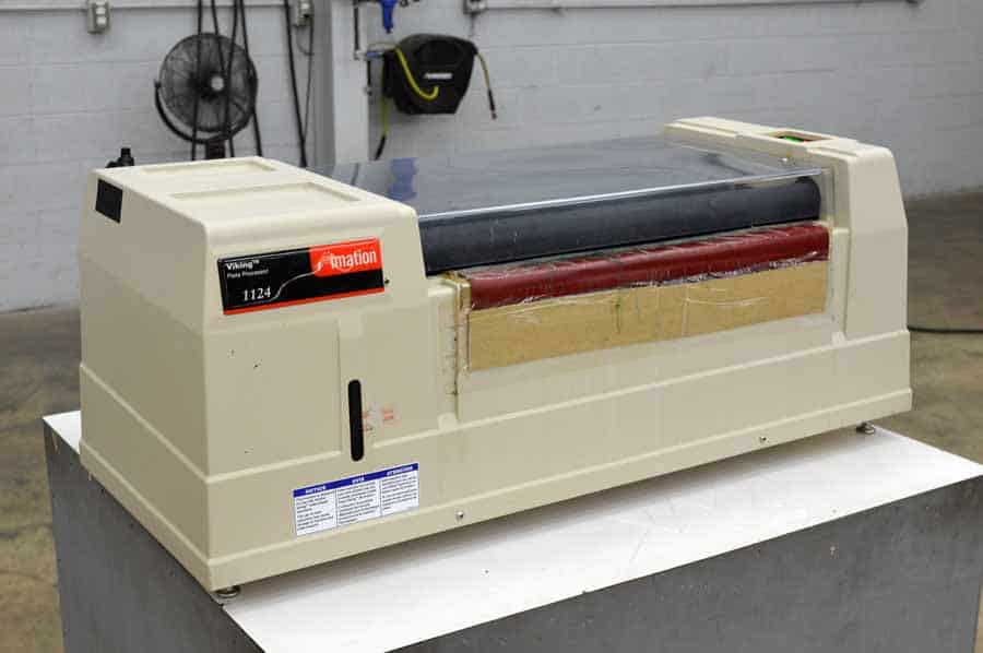 Imation Model 1124 AG Plate Processor