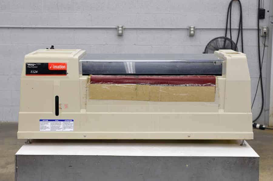 Imation Model 1124 AG Plate Processor
