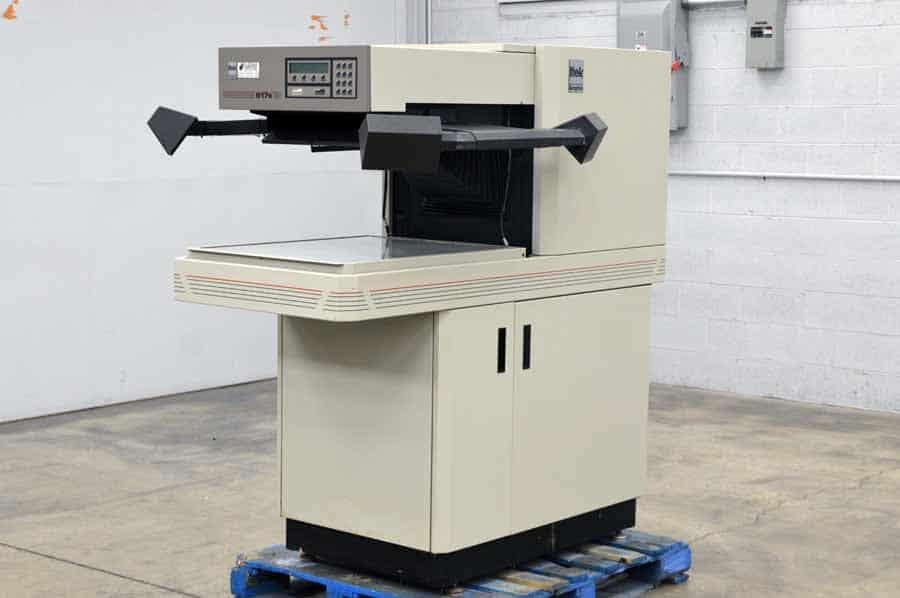 Itek Graphix Model 617S Plate Maker