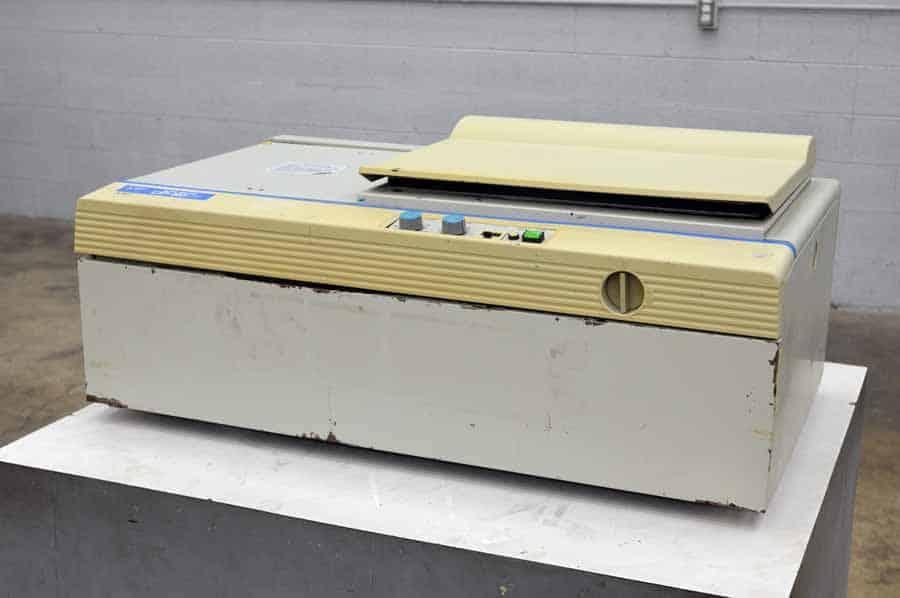 Mitsubishi Silver Master CP-50SII Plate Maker