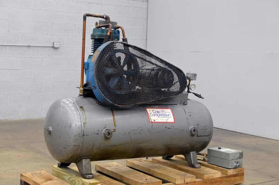 Quincy QE-5 Air Compressor