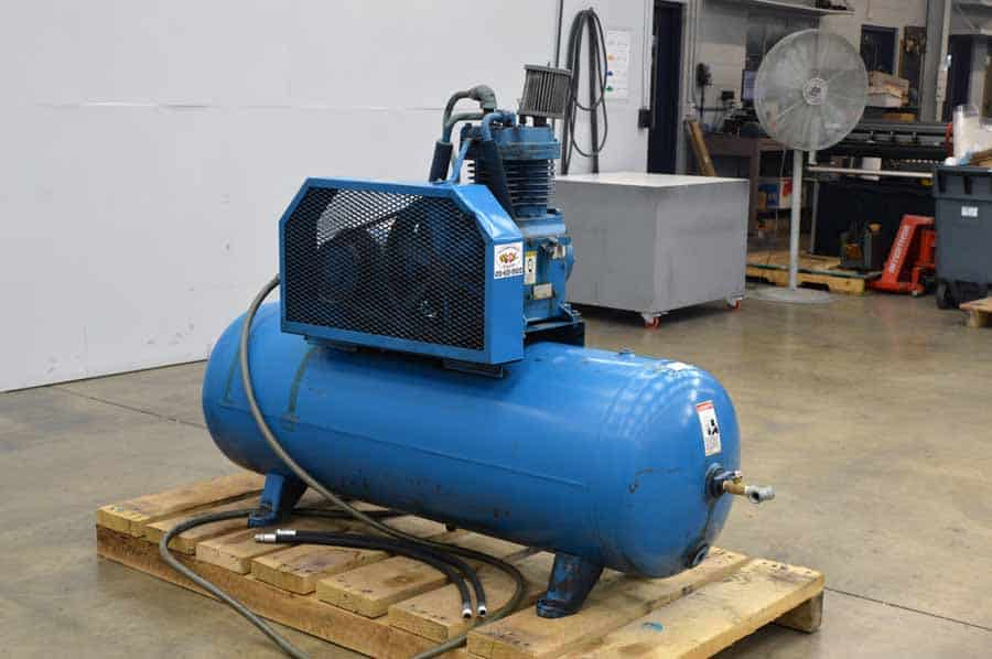Quincy QE-5 Air Compressor