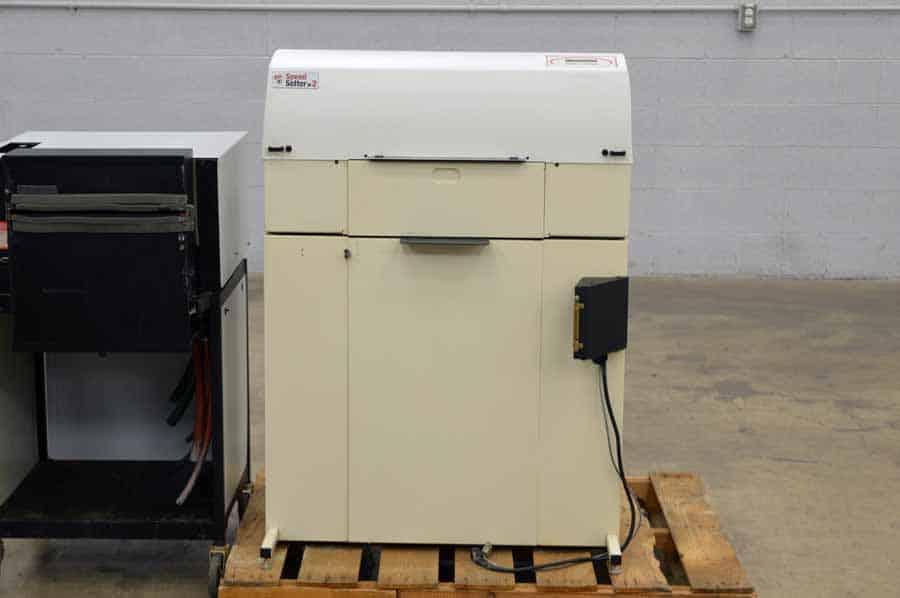 Ripit Speedsetter X2 Platemaker With Vastech Plate Washer