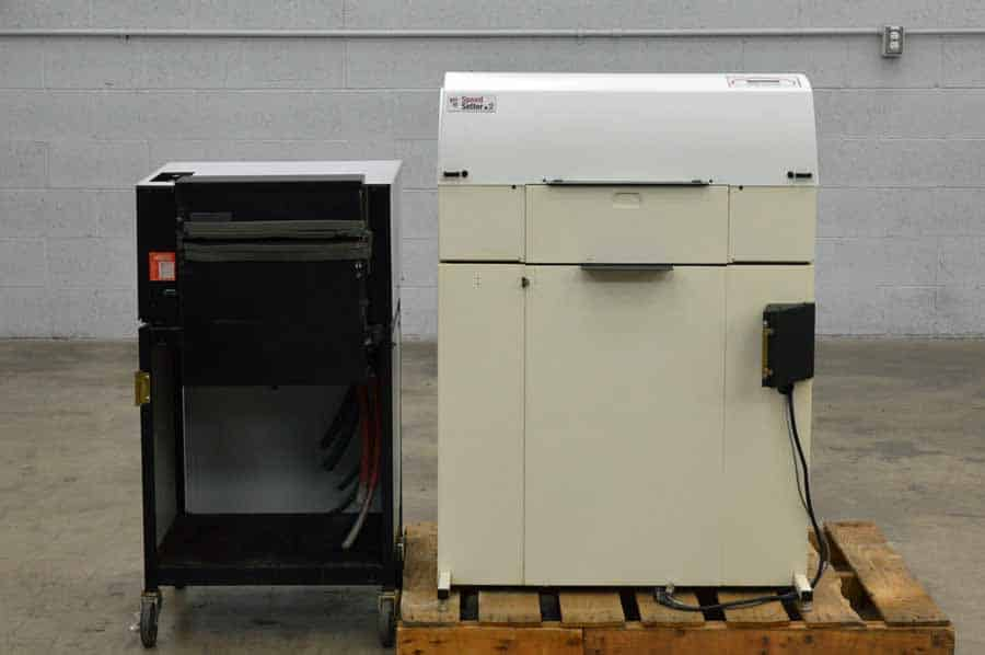 Ripit Speedsetter X2 Platemaker With Vastech Plate Washer