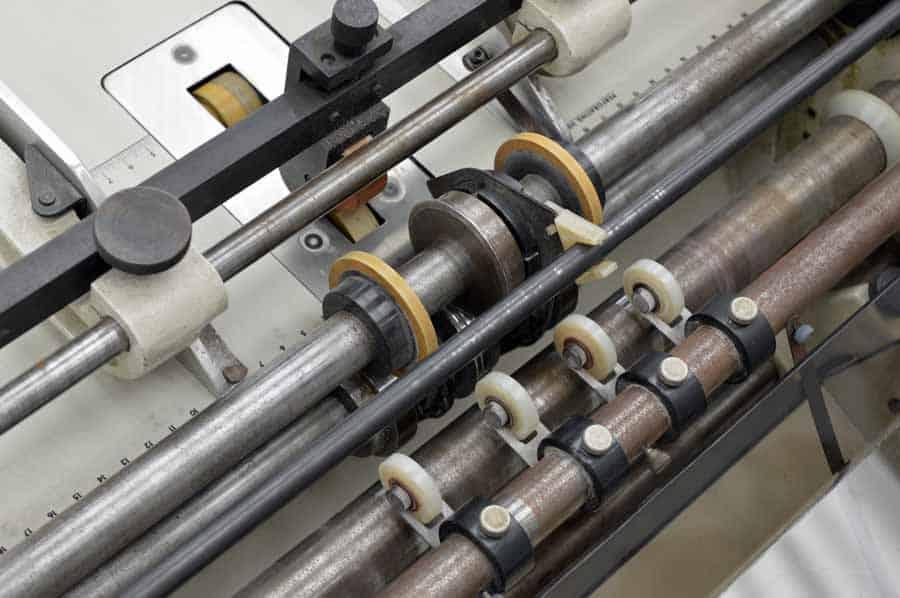 Rosback Model 220A True Line Perforator