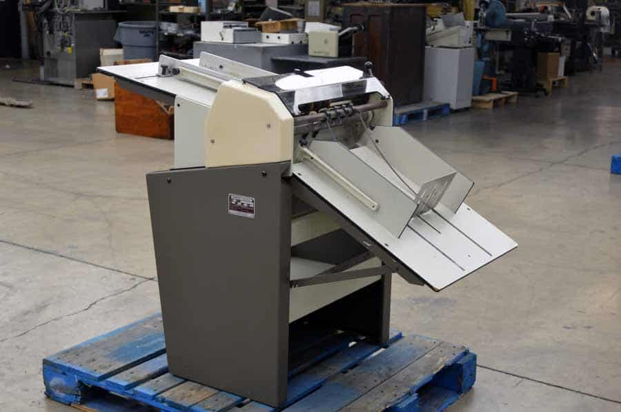 Rosback Model 220A True Line Perforator