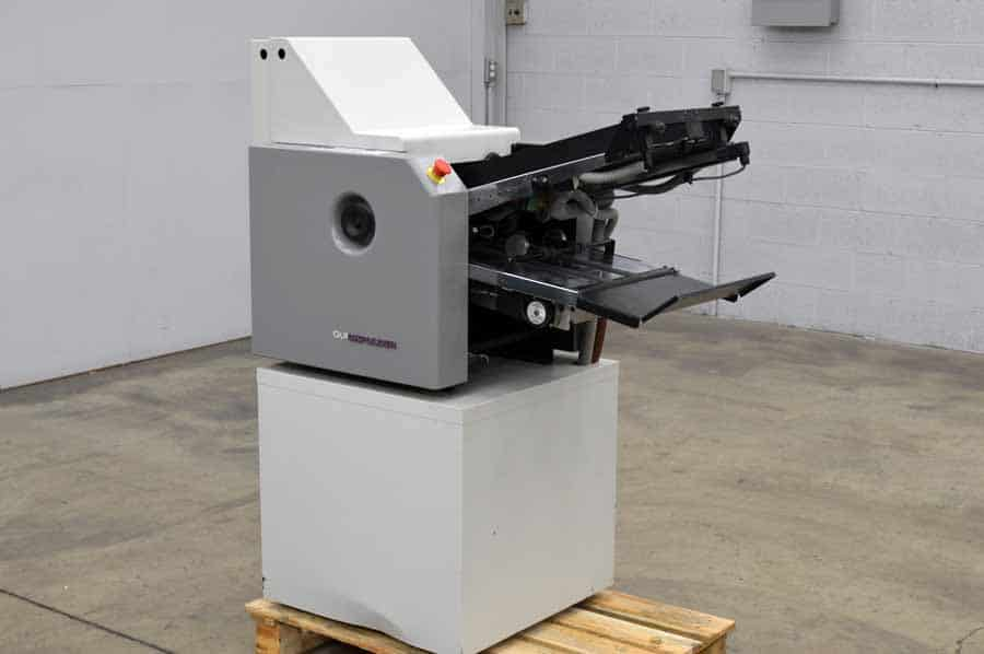 Stahl T34A QuickFolder Fully Automatic Paper Folder