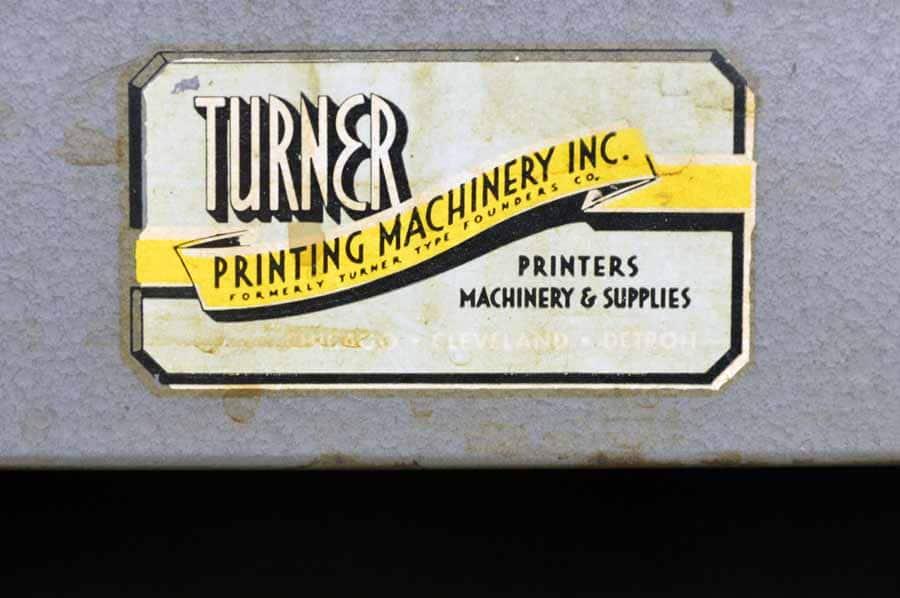 Turner Galley Cabinet