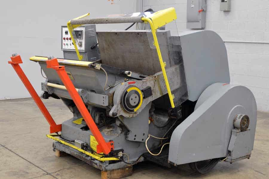 "Uni-Platen Model 106 26""x40"" Clamshell Die Cutter"