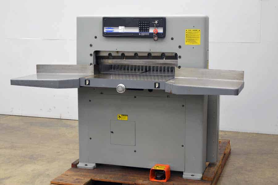 Challenge 305 MPX Fully Programable Paper Cutter