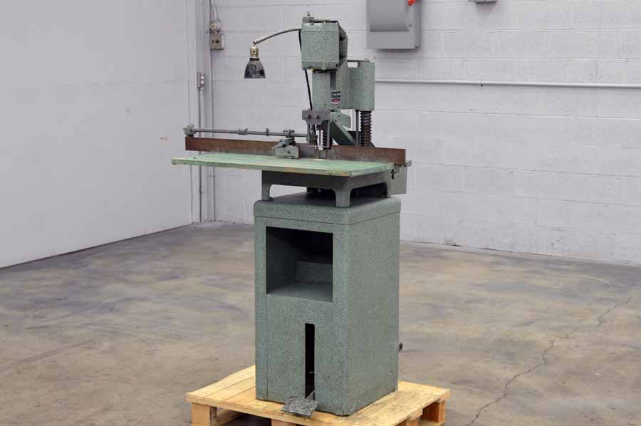 Challenge Model MF Single Head Paper Drill