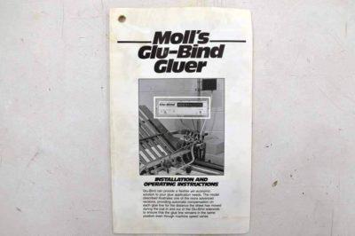 Dick Moll Glu Bind System