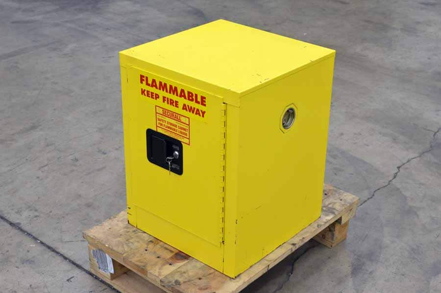 Flammable Liquid Cabinet
