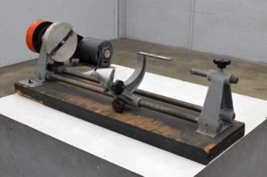 General Electric Table Top Lathe