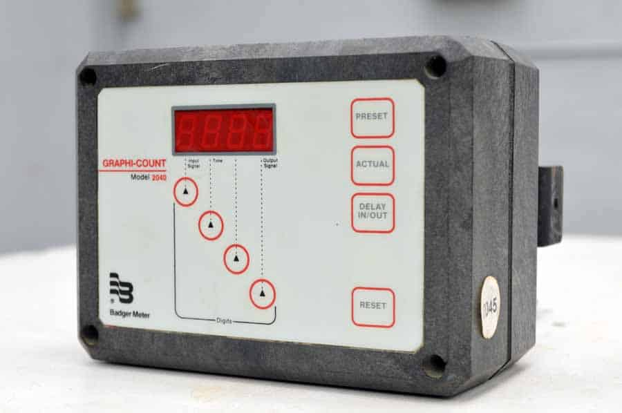 Graphi-Count Model 2040 Batch Counter