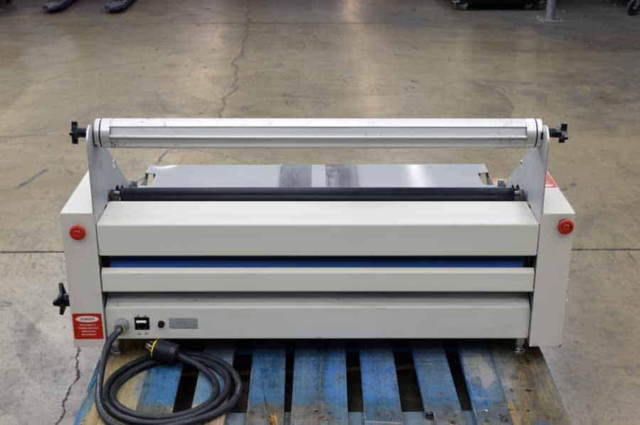 Ledco Digital 42 Quot Roll Laminator Boggs Equipment